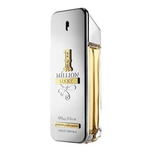 1 Million Lucky, the new men's fragrance