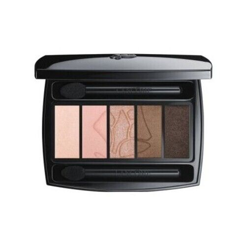 the new Hypnôse 5 Colors Palette from Lancôme, the secret to dress up your eyes