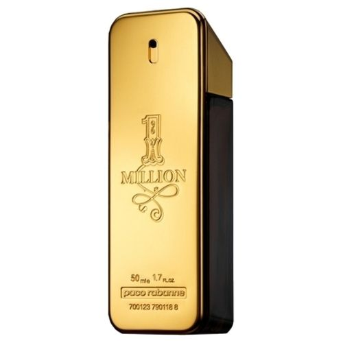 The perfume 1 Million by Paco Rabanne