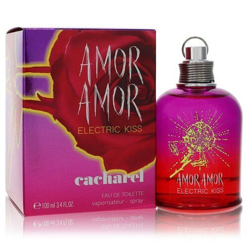 Amor Amor Electric Kiss by Cacharel