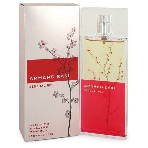Armand Basi Sensual Red by Armand Basi