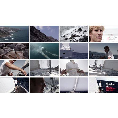Biotherm Homme - Biotherm Homme Aquapower 2014 Advertising Campaign