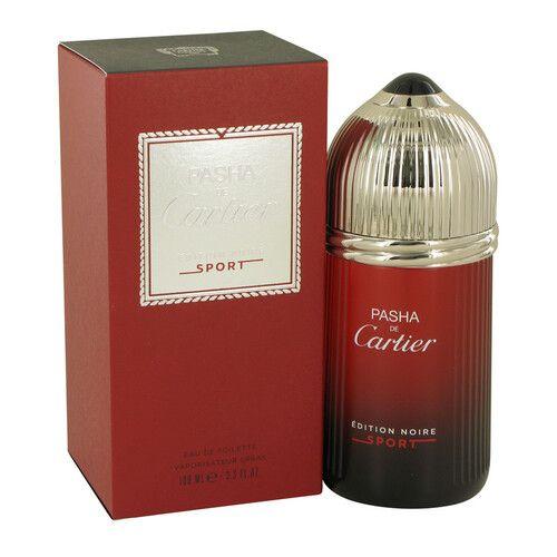 Pasha De Cartier Noire Sport by Cartier