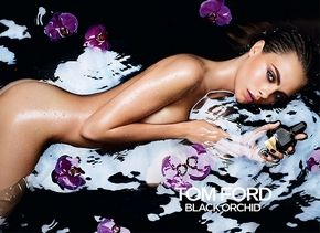 Black Orchid visual by Tom Ford