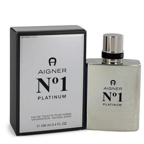 Aigner No. 1 Platinum by Etienne Aigner