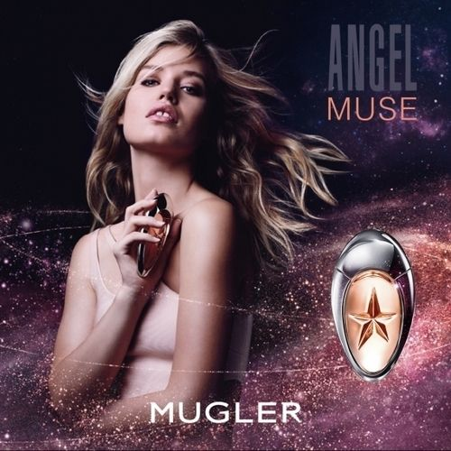 The sulphurous advertising of Angel Muse by Jeremy Fragrance