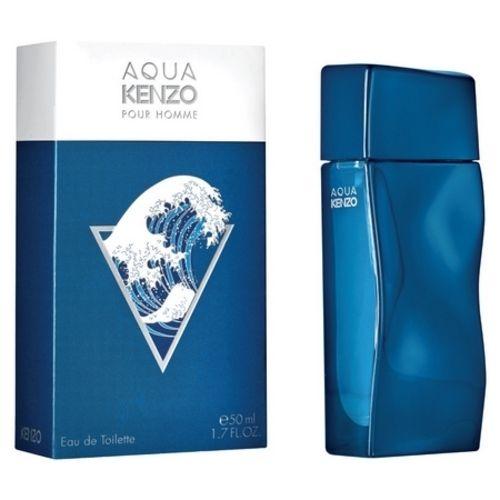 Aqua Kenzo pour Homme, the men's novelty