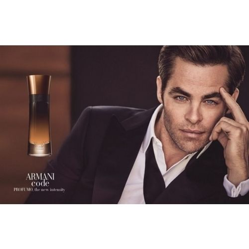 Armani Code Profumo - Commercial with Chris Pine