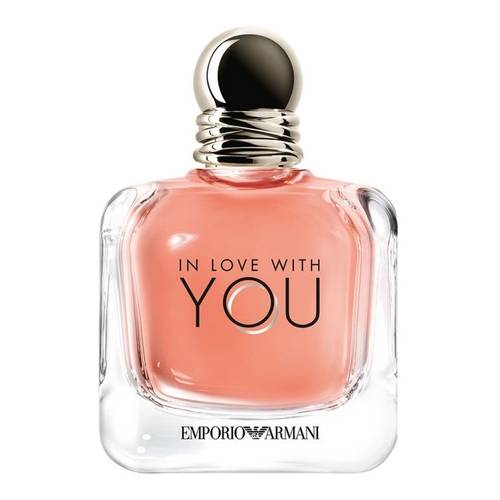In Love with You, the new Armani women's fragrance