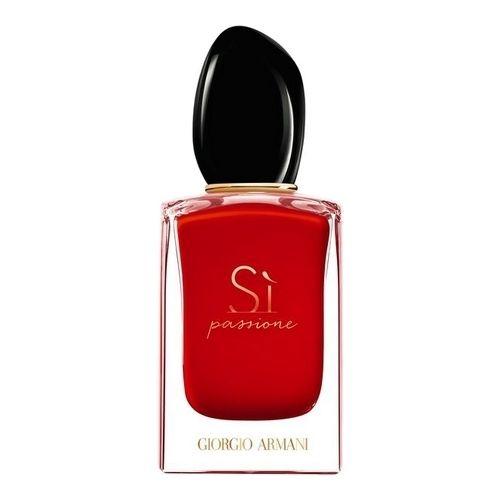 Si Passione: The new Armani fragrance