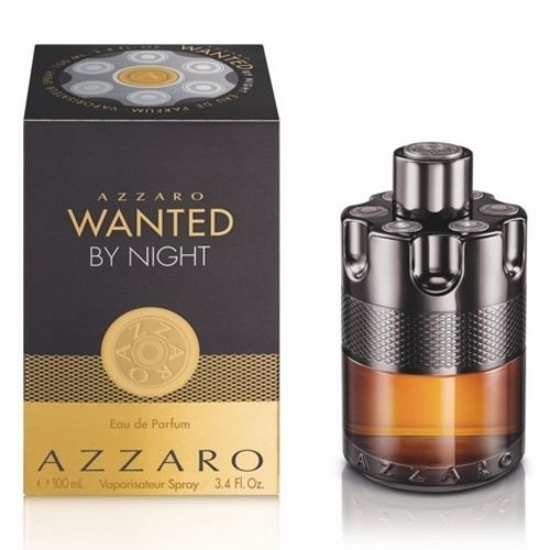 Wanted by Night, Azzaro returns with a new masculine scent