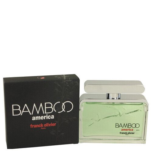 Bamboo America by Franck Olivier
