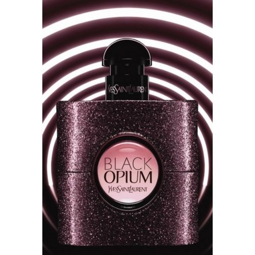 Black Opium by Yves Saint Laurent, the scent of all temptations