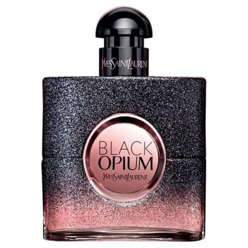 Black Opium Floral Shock perfume Yves Saint Laurent