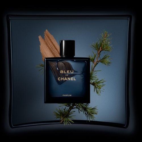 Le Parfum Bleu de Chanel and its composition