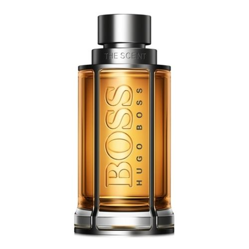 The Scent, the fragrance of man's maturity Hugo Boss