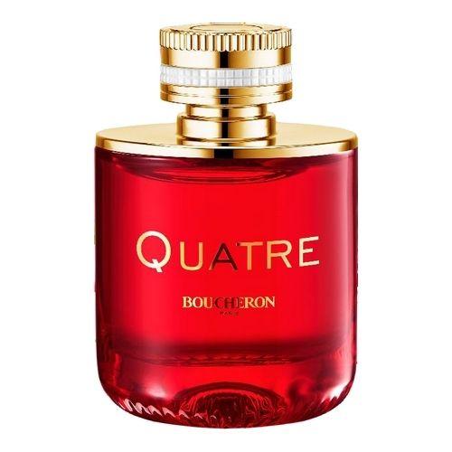 Quatre en Rouge, the new Boucheron fragrance