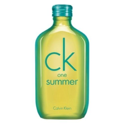 Calvin Klein - CK One Summer 2014