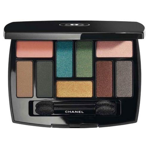New Chanel 9 Eye Shadow Palette