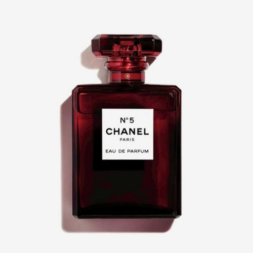 Chanel New limited edition N ° 5 Red Editions