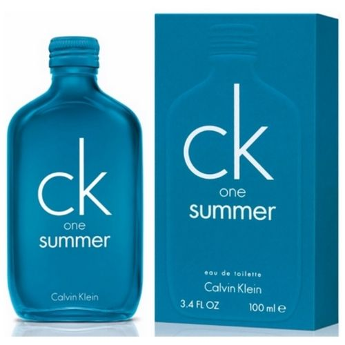 Ck One Summer 2018, new Calvin Klein fragrance