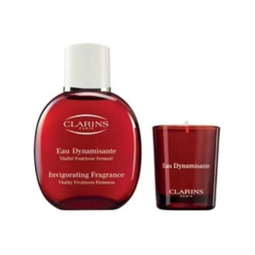Clarins - Box of Eau Dynamisante Christmas Candle 2011