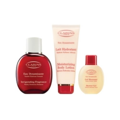Clarins- Christmas 2011 Dynamisante Water Box