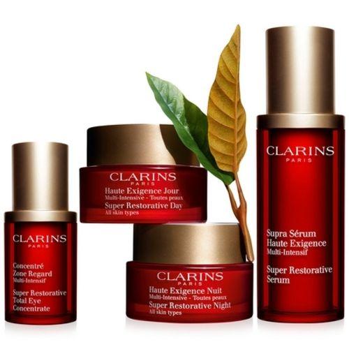 The Clarins Multi-Intensive range