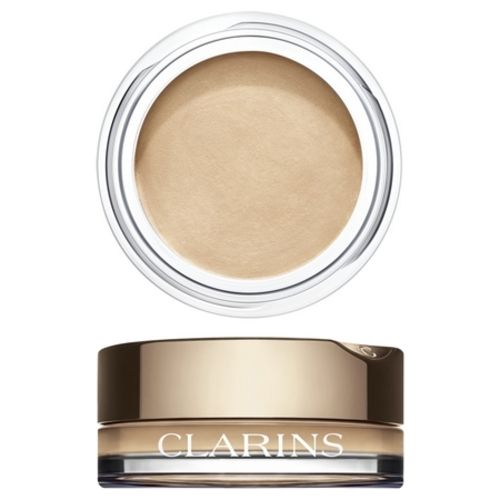 The latest satin eye shadow from Clarins
