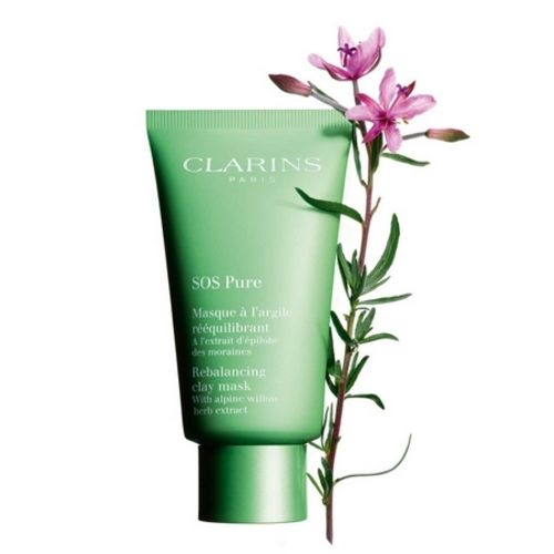Clarins SOS Pure, the ally of oily skin