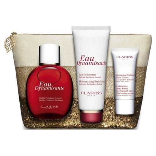 The latest Clarins Eau Dynamisante gift set