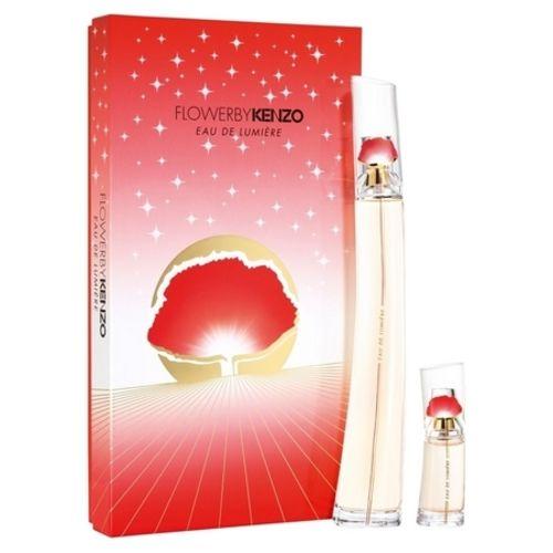 New Kenzo box set: Flower Eau de Lumière