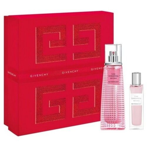 Givenchy perfume, Live Irresistible Rosy Crush in a box