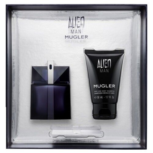 The new Alien Man perfume offers itself a box