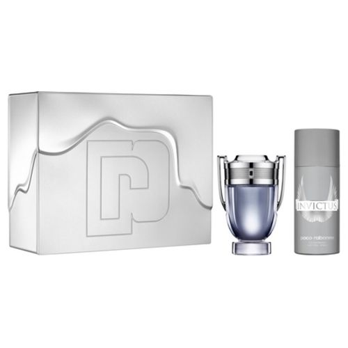 The return of the fragrance Invictus, the athlete of Paco Rabanne in a new box