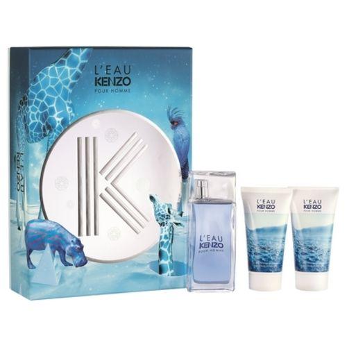 L'Eau par Kenzo pour Homme fragrance available in a new box