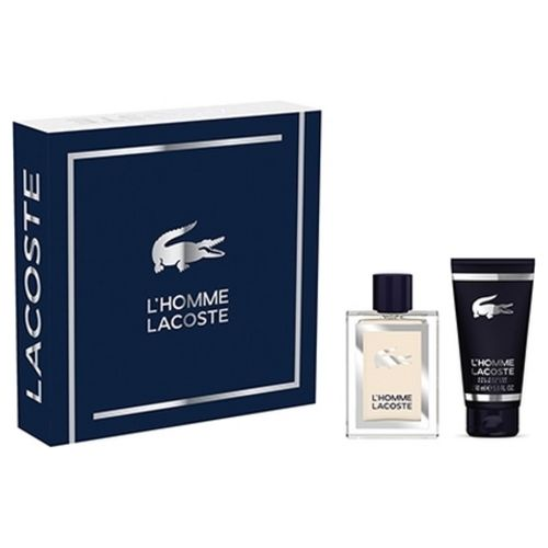 New at Lacoste: a L'Homme Lacoste box set