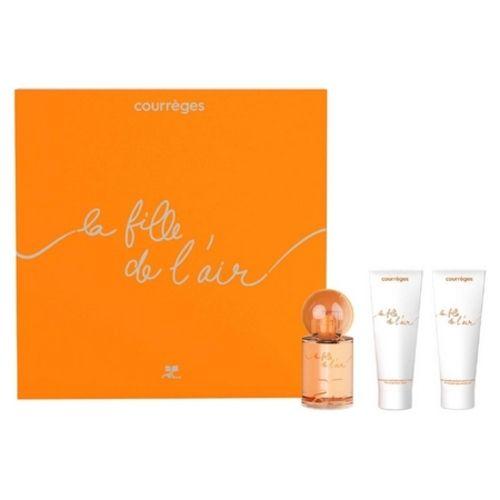 The return of the Courrèges La Fille de l'Air perfume box