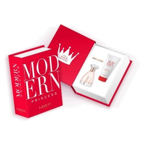 Lanvin's modern and glamorous novelty with the Modern Princess perfume set