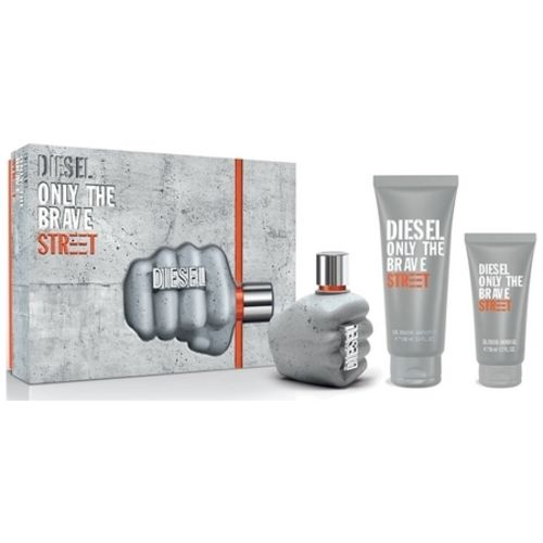 Only The Brave Street, the new Diesel perfume set