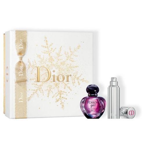 Poison Girl, the new scented temptation of dior finally in a box