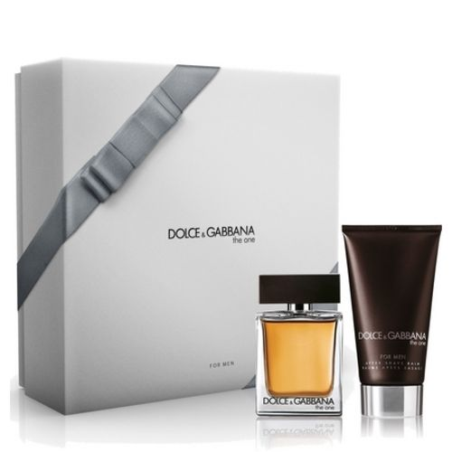 The new perfume set The One for Men