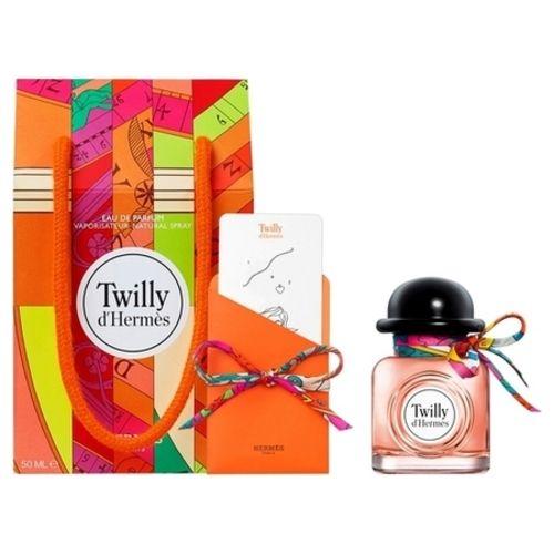 Hermès unveils a box of its Twilly perfume
