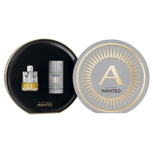Wanted, Azzaro's provocative fragrance available in a new box