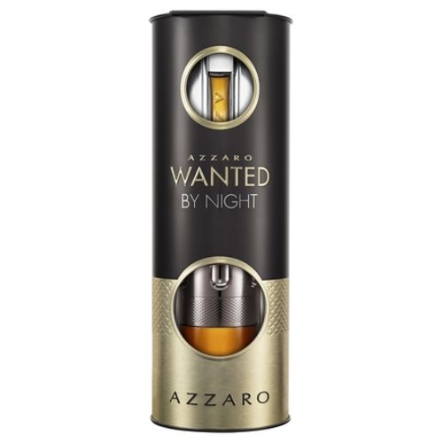 Wanted by Night, the new Azzaro perfume set