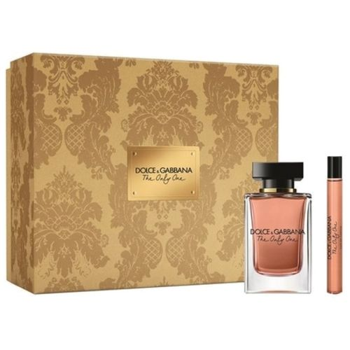 The Only One a set of the new perfume Dolce Gabanna
