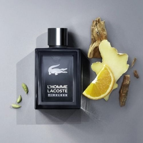 L'Homme Lacoste Timeless fragrance composition