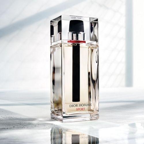 Dior Homme Sport, Sporty elegance