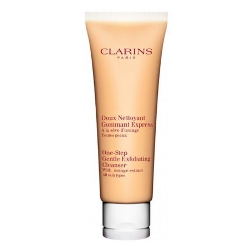 The Gentle Exfoliating Cleanser Express, a gentle touch from Clarins
