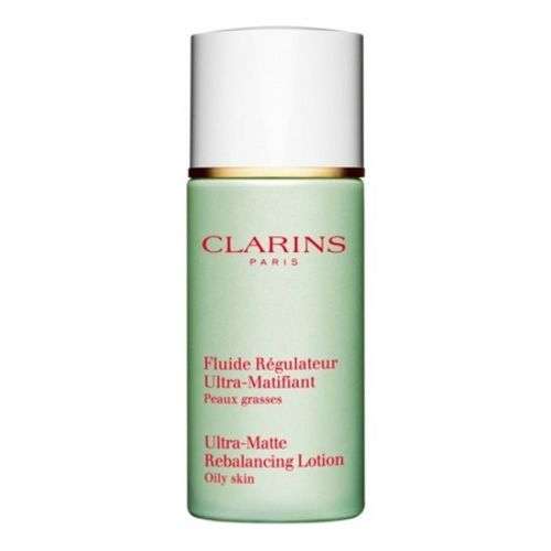 The Ultra-Matifying Regulating Fluid, the oily skin solution from Clarins